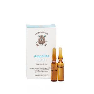 Mis Mimos Ampollas Flash 2 ml 2 unidades